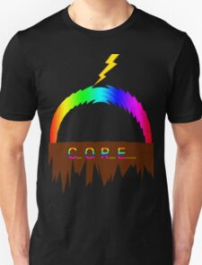 C O R E (Colours Of Rainbow Electrocuted) T-Shirt
