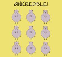 Oinkredible! by Paul Rees-Jones