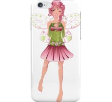 Floral Fairy 3 iPhone Case/Skin