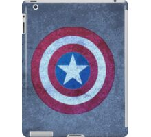 Shield of Captain A. iPad Case/Skin