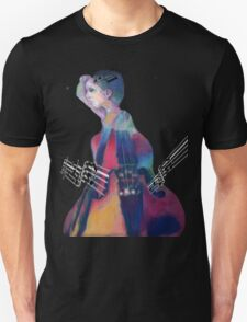 Sounds like She's Into Her Music Unisex T-Shirt