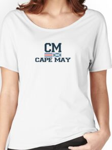 Cape May - New Jersey. Women's Relaxed Fit T-Shirt