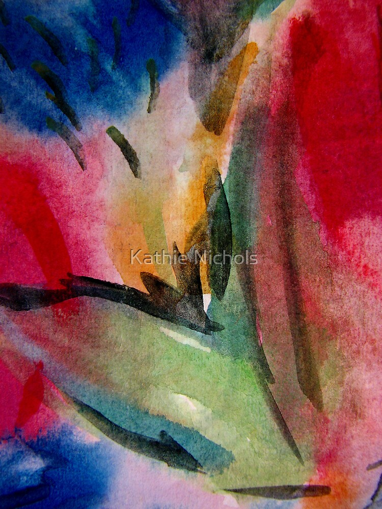 Rainbow Dancing by Kathie Nichols