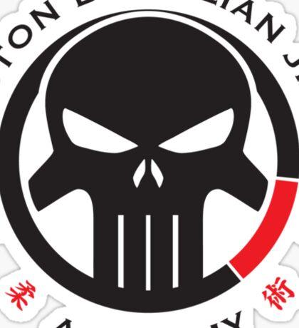Livingston Brazilian Jiu Jitsu Academy Sticker