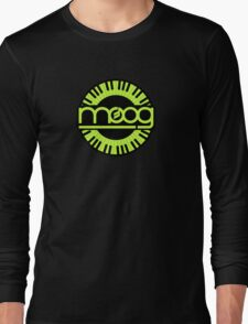 Moog  Synth Long Sleeve T-Shirt