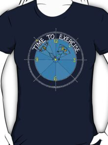 Time To Exercise 2 T-Shirt
