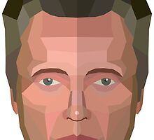 Christopher Walken by OohFaced