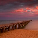 Dromana Pier by Matt Bishop