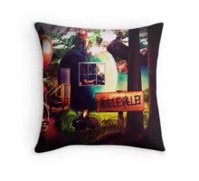 Apple Valley Throw Pillow