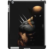 dark wolverine iPad Case/Skin
