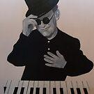 Sir Elton by Penny-Sue  Scott