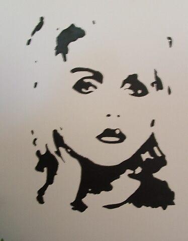 Blondie by Penny-Sue  Scott