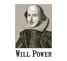 Will Power by TheBestStore