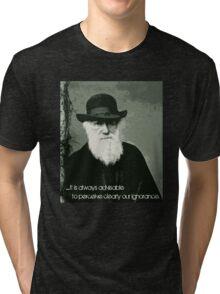Darwin II Tri-blend T-Shirt
