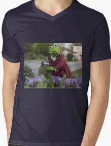 Kermit  Mens V-Neck T-Shirt