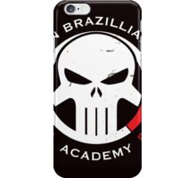 Livingston Brazilian Jiu Jitsu Academy iPhone Case/Skin