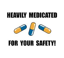 Heavily Medicated by TheBestStore