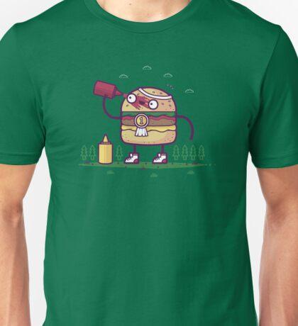 Burger Refreshment Unisex T-Shirt