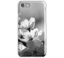 Translucence in Black and White iPhone Case/Skin