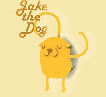 Jake, the Dog by tirmedesign