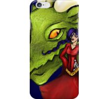 Dealing with fantasy iPhone Case/Skin