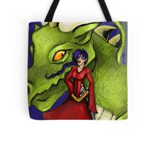Dealing with fantasy Tote Bag