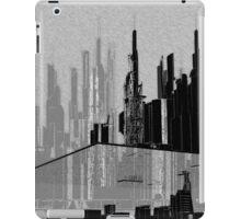 Mercur city iPad Case/Skin