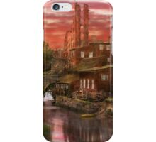 City - Richmond VA - After the fighting stopped - 1865 iPhone Case/Skin