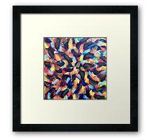 The Mysterious Matrix Multiplies Framed Print