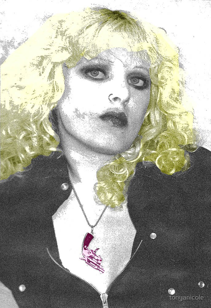 I Am Nancy Spungen by tonyanicole