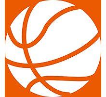 Basketball Photographic Print