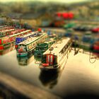 Tilt shift version by m4rtys