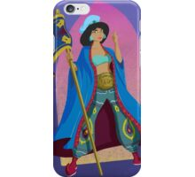 Princesses of Wrestling: Jasmine the Iron Sheikha iPhone Case/Skin