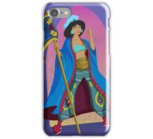 Princesses of Wrestling: Jasmine the Iron Sheikha iPhone Case/Skin