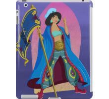 Princesses of Wrestling: Jasmine the Iron Sheikha iPad Case/Skin
