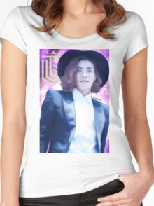 ToppDogg A-tom Women's Fitted Scoop T-Shirt