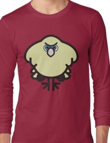 One Pissed Off Bird Long Sleeve T-Shirt