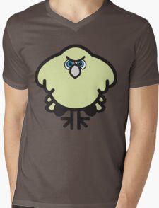 One Pissed Off Bird Mens V-Neck T-Shirt