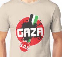 Peace in Gaza Unisex T-Shirt