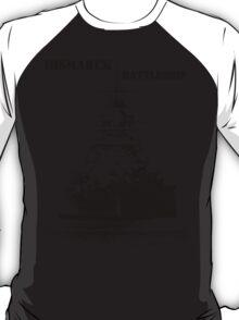 Bismarck Battleship T-Shirt