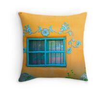 Taos Window Throw Pillow