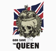God Save the Queen by block33