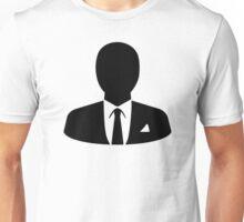 Business man Unisex T-Shirt