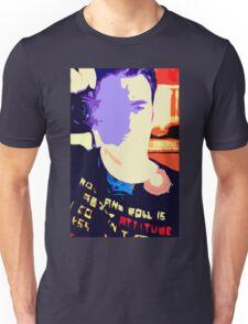 Rock 'n Roll Autoportrait Unisex T-Shirt