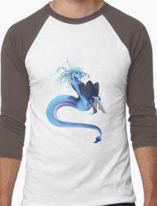 Dragonairess Men's Baseball ¾ T-Shirt
