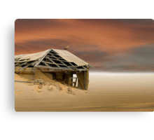 THIS 'OLE HOUSE Canvas Print