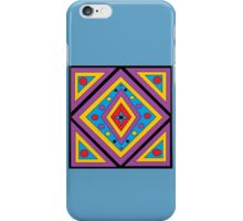Square and Triangle Pattern iPhone Case/Skin