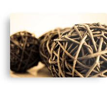Tightly Wound Metal Print