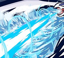 Lugia | Aeroblast by ishmam