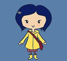 Coraline - Lil' CutiE by Ellador